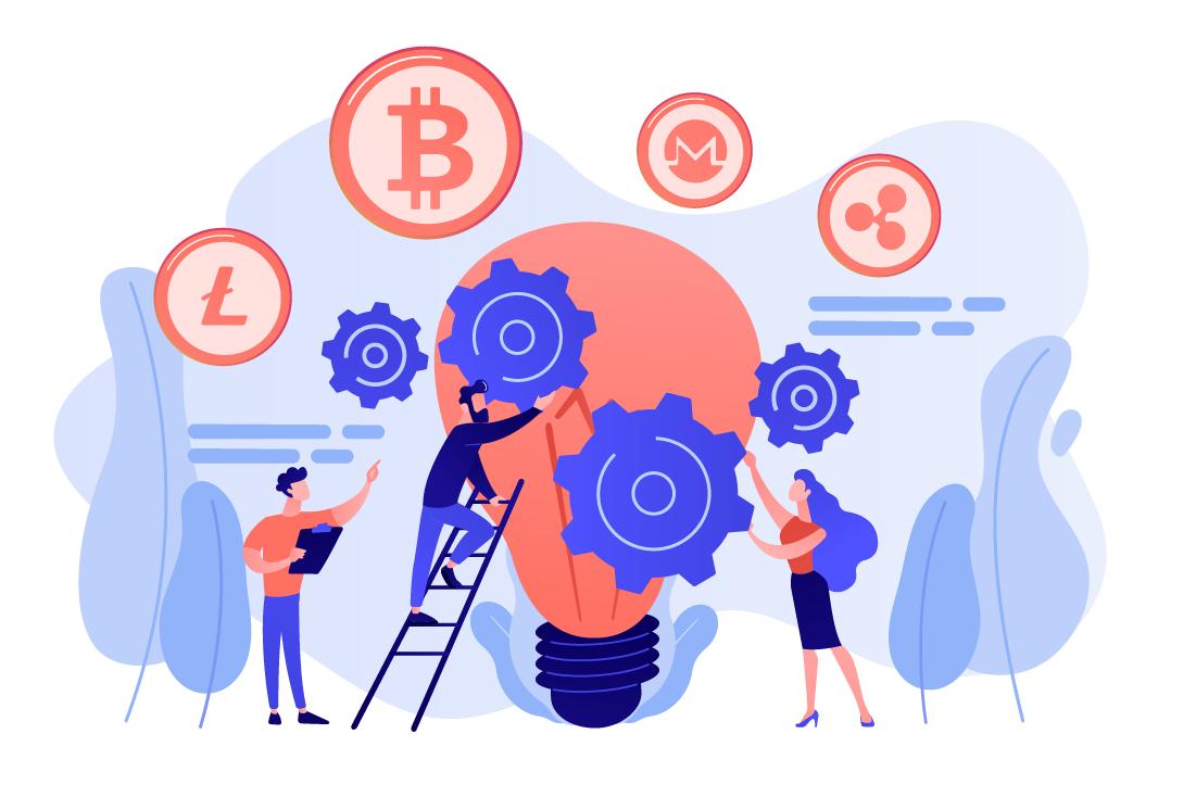 Как создать криптовалюту