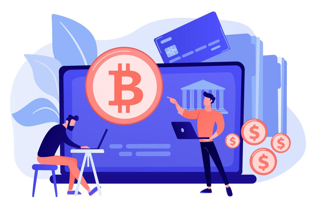 Как вывести деньги с криптовалюты