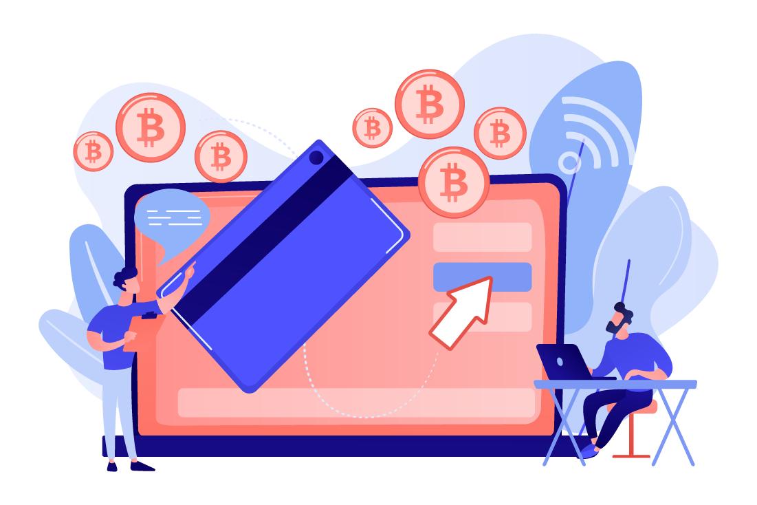 Создать биткоин кошелек с выводом на карту и не только