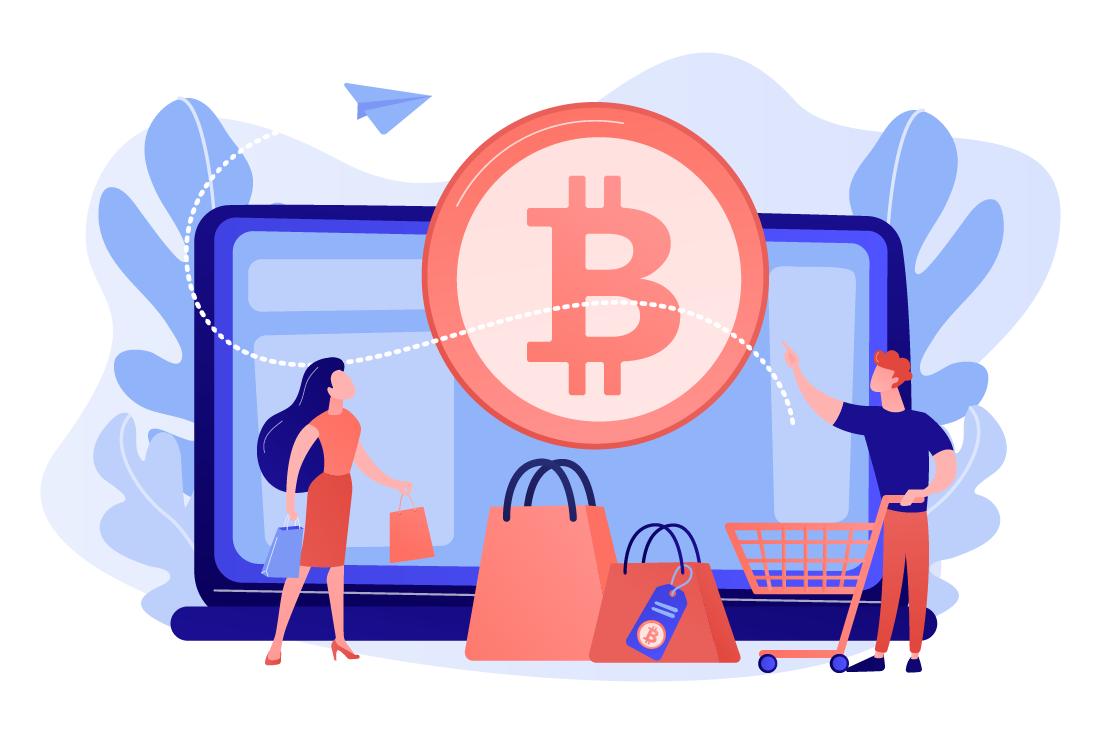 Что можно купить за биткоины